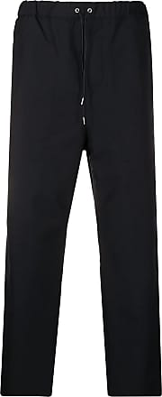OAMC Navy blue jogging trousers