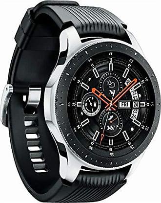 Samsung Relógio Samsung Galaxy Watch SM-R800 de 46mm com GPS/Wi-Fi/NFC/Bluetooth - Prata/Preto