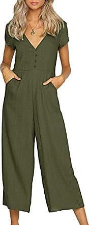 kommt an Exklusive Angebote hochwertiges Design Overalls für Damen in Grün: Jetzt bis zu −56% | Stylight