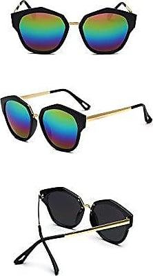 Verspiegelte Sonnenbrillen In Schwarz Shoppe Jetzt Bis Zu