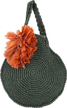 0711 tulum beach bag - Green