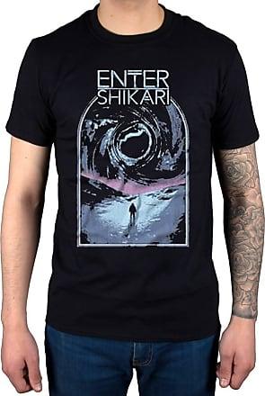 AWDIP Official Enter Shikari Sky Break T-Shirt Black