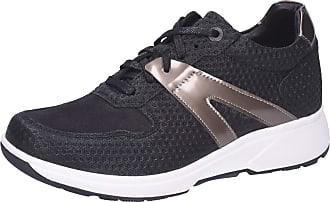 Xsensible Model: Amsterdam/Black Namaste/Leather/Type: 302002-056 / Womens Stretch Walker Size: 6 UK