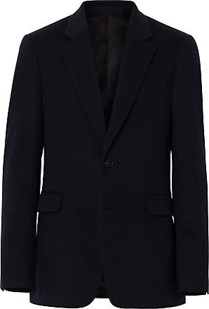 362d5a3d1c1e Burberry Classic Fit Cashmere Tailored Jacket - Blue
