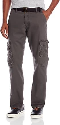 Wrangler mensZM6BLStraight Leg Cargo Pant Casual Pants - Multi - 30W x 32L