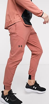 Under Armour Joggers stretch rosa da allenamento