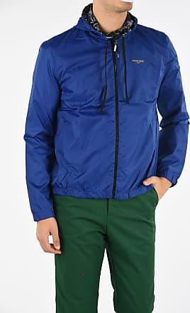 Roberto Cavalli SPORT Reversible Windbreaker Jacket size Xxl