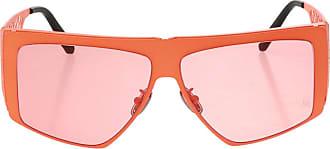 Philipp Plein Logo Sunglasses Mens Orange
