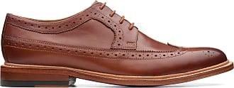 Bostonian Mens Dark Tan Leather Bostonian No16 Soft Wing Size 10.5