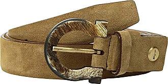 Salvatore Ferragamo Adjustable Belt - 679916 (Honey) Mens Belts