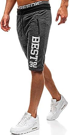 Shorts Kurzhose Bermudas Sporthose Sport Trainings Jogging Herren BOLF 7G7 Basic