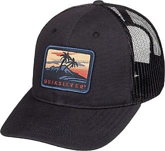 Quiksilver Ranger Rice - Trucker Cap - Men - ONE Size - Black