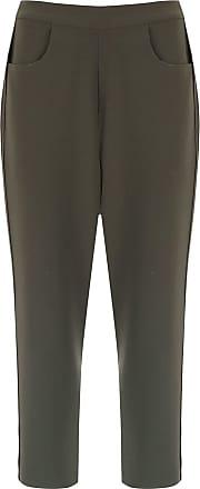 Uma Club cropped pants - Green