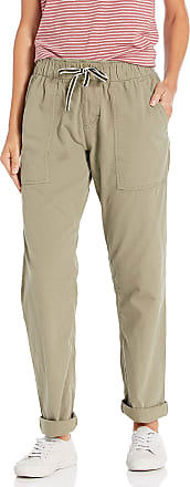 Rip Curl Womens Infamous Pants Casual, Vetiver, S