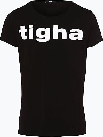 Tigha Herren T-Shirt schwarz