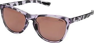 Zeal Optics Bennett (Vintage Tortoise/Polarized Copper Lens) Athletic Performance Sport Sunglasses