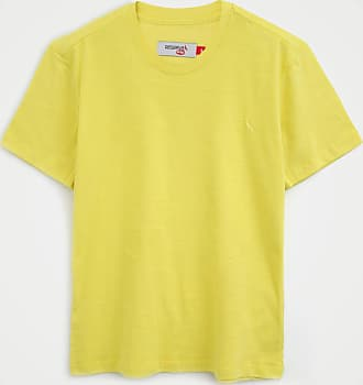 Reserva Mini Camiseta Reserva Mini Infantil Lisa Amarela