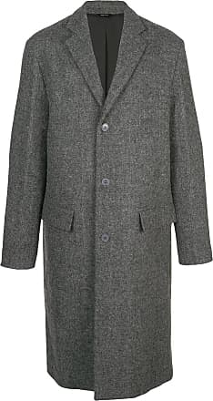 OAMC single-breasted coat - Grey