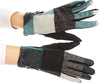 Sakkas GL17 - Liya Classic Warm Driving Touch Screen Capable Stretch Gloves Fleece Lined - 17102-teal - S/M