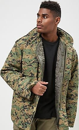 21 Men Rothco M-65 Camo Jacket at Forever 21 Brown/olive
