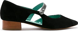 Blue Bird Shoes Loafer Vizir em camurça - Preto