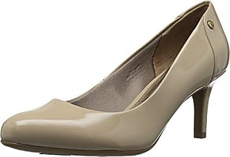 Life Stride Womens Lively Dress Pump, Tender Taupe, 7 M US