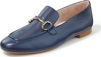 Paul Green Loafers made of calf nappa leather Paul Green blue