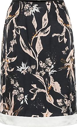 Dorothee Schumacher Tamed Florals silk-blend skirt