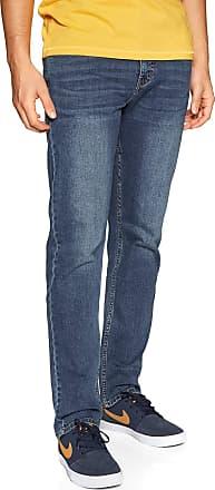 Rip Curl Straight Tidal Blue Jeans 36 inch Tidal Blue