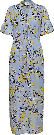 Six Ames Delphine Maxiklänning Festklänning Multi/mönstrad Six Ames