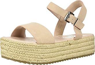 9b04017c6203 Coolway Womens Mini Espadrille Wedge Sandal Pink 41 Medium EU (10-10.5 US)