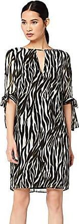 Marke TRUTH /& FABLE Damen Kleid mit Stickereien und Volants