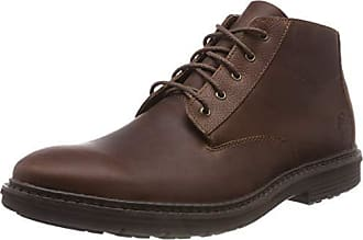 Timberland Herren Bradstreet Leather Sensorflex Chukka Boots, Braun (Dark Brown Full Grain), 43 EU