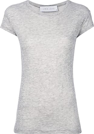 Iro slim fit T-shirt - Cinza