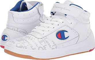 e93334d2a6e8 Champion Super C Court Leather Print (White) Mens Shoes