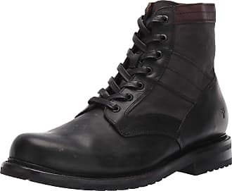 Frye Mens Mayfield Lace Up Fashion Boot, Black, 9.5 UK