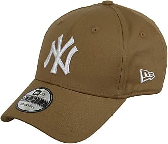 b1632047c04e9 New Era Men Caps Snapback Cap League Essential NY Yankees 39Thirty White  Adjustable