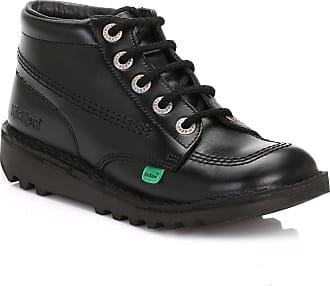 Kickers Mens Boots Black Black