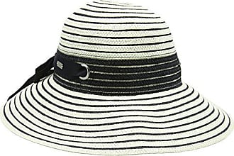 6a3c4f0a761 Betmar Unisex Sonnenhut Jasmine Multicoloured (Ivory Black) One Size