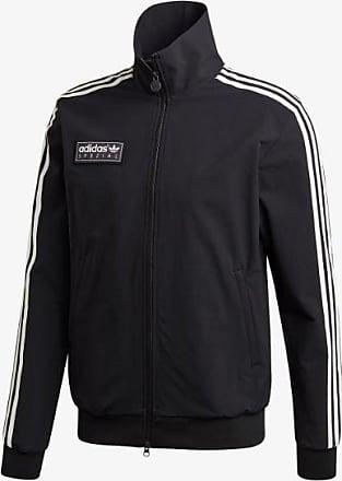 adidas Adidas Mens Black Spezial Pleckgate Track Jacket