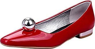 watch 2385b 07ba6 Lack Ballerinas in Rot: 33 Produkte bis zu −61%   Stylight