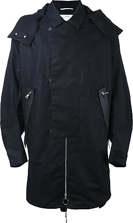 OAMC collared coat - Blue