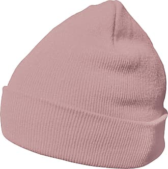 DonDon winter hat beanie warm classical design modern and soft dusty pink