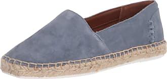 Franco Sarto Womens Kenna 3 Loafer Flat, Denim, 7.5 Wide