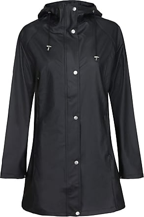 Ilse Jacobsen | RAIN87 | True Raincoat | 100% Polyester Tricot with PU Coating | Black | 38