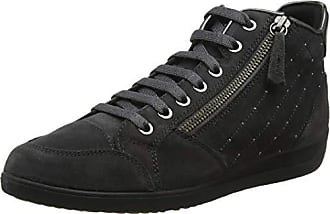 Schuhe Damen Geox Damen D Tahina H Hohe Sneaker