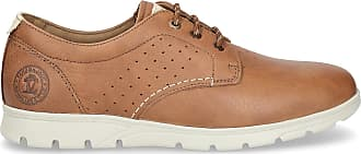 Panama Jack Mens Shoes Domani C802 Napa Cuero/Bark 44 EU