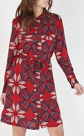 59b07bee3 Robes Chemisiers Rouge : Achetez jusqu''à −61%   Stylight