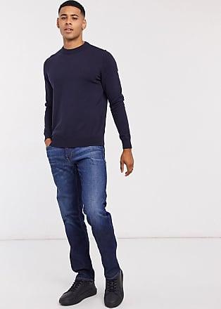 Calvin Klein Jeans Jeans dritti blu scuro