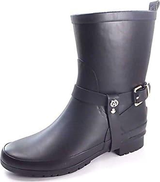 6a3302ce1 Tommy Hilfiger Womens Boots Black BLACK Size  7
